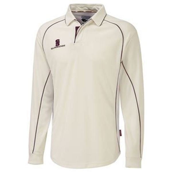 Picture of WICC Surridge Premier Long Sleeve Playing Shirt
