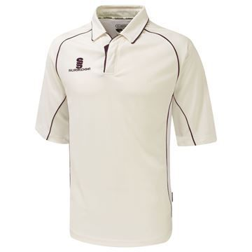 Picture of WICC Surridge Premier 3/4 Sleeve Playing Shirt