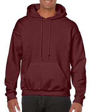 Picture of WICC Gildan Adults Hoodie - Maroon