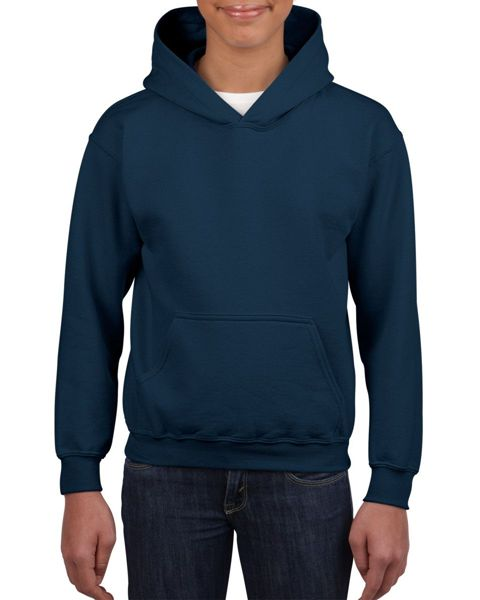 Picture of WICC Gildan Childrens Hoodie - Navy