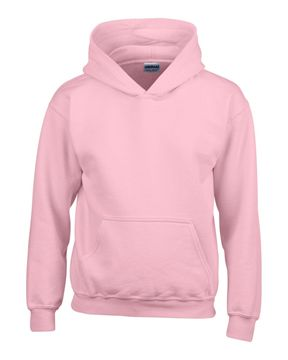 Picture of WICC Gildan Childrens Hoodie - Light Pink