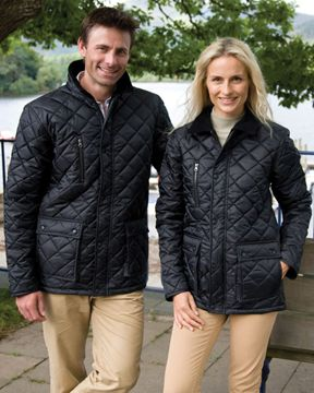 Picture of ARCC Result Cheltenham Gold Jacket - Black