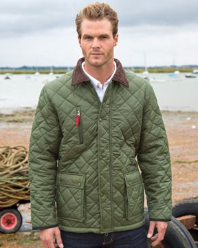 Picture of  ARCC Result Cheltenham Gold Jacket - Olive