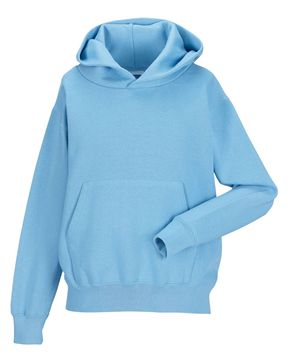 Picture of ARCC Russell Childrens Hoodie - Sky Blue