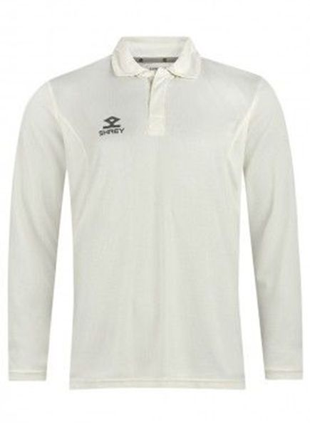 Picture of HCC Shrey Performance L/S Playing Shirt - ADULT