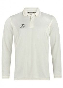 Picture of HCC Shrey Performance L/S Playing Shirt - JUNIOR