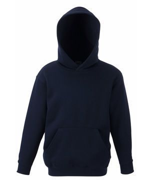 Picture of HCC Russell Childrens Hoodie - Navy
