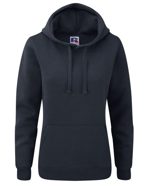 Picture of HCC Russell Ladies Hoodie - French Navy