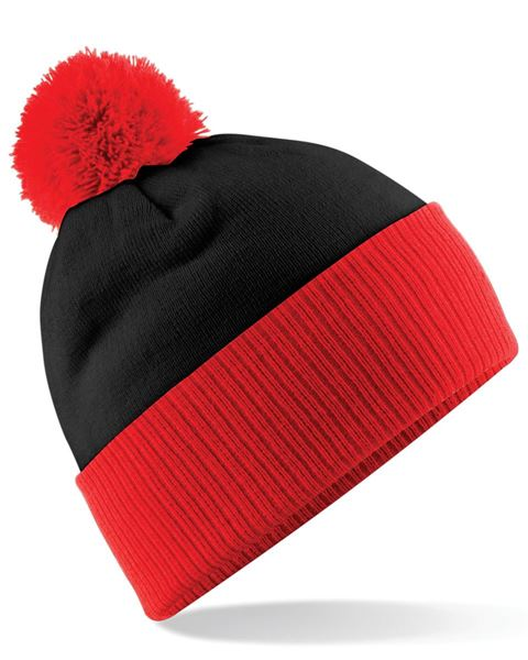 Picture of TUFC - Two-Tone Beanie Hat - One Size