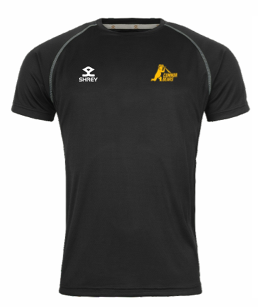 Picture of CCC Shrey Performance S/S Training Shirt - JUNIOR