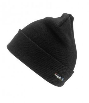 Picture of CCC Result Woolly Ski Hat - Black