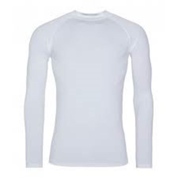 Picture of CCC AWD Long Sleeve Baselayer - White