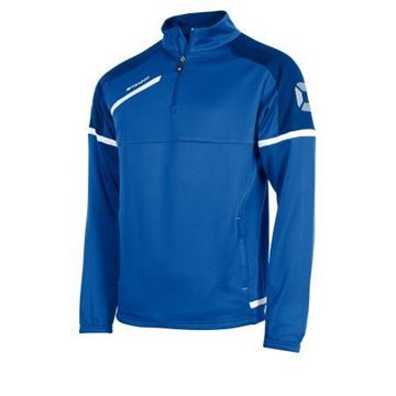 Picture of HUFC - Prestige TTS Jacket Half Zip - Adult