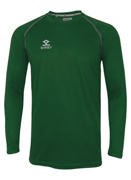 Picture of Bledlow CC Shrey Performance L/S Training Shirt - ADULT