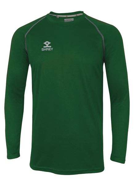 Picture of Bledlow CC Shrey Performance L/S Training Shirt - JUNIOR