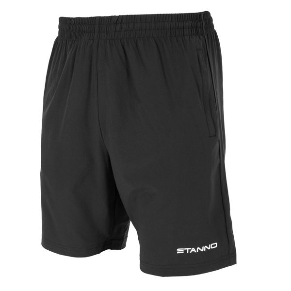 Picture of TUFC - Field Woven Shorts - Black - Junior