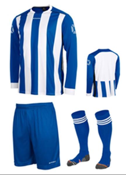 Picture of TUFC - Long Sleeve Away Kit - Junior