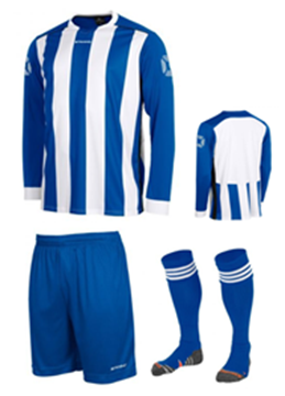 Picture of TUFC - Long Sleeve Away Kit - Adult