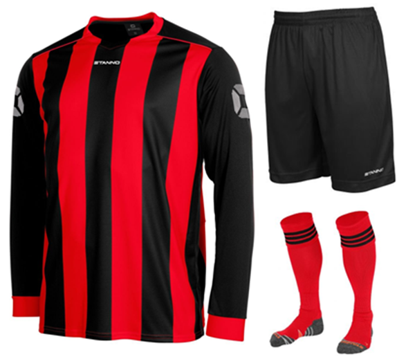 Picture of TUFC - Long Sleeve Home Kit - Junior